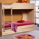 кровать Минск дуб