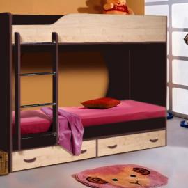 Двухъярусные и двухуровневые кровати, кровати-чердаки