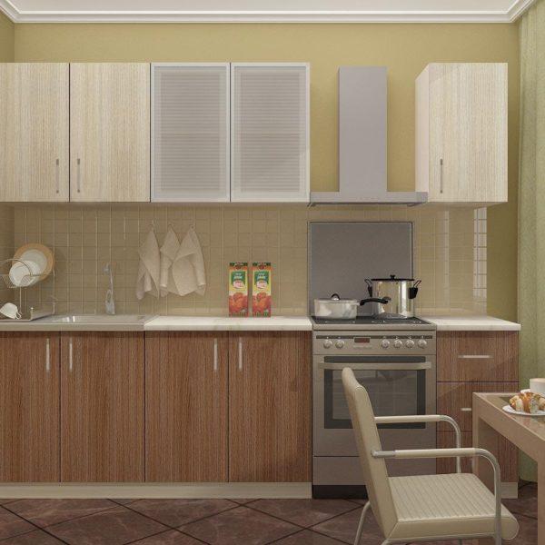Кухня Катя 2 метра