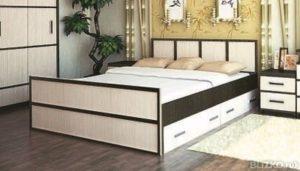Кровать Сакура,.