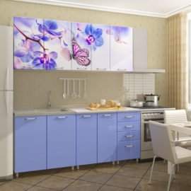 Кухня Бабочки 1.8 метра