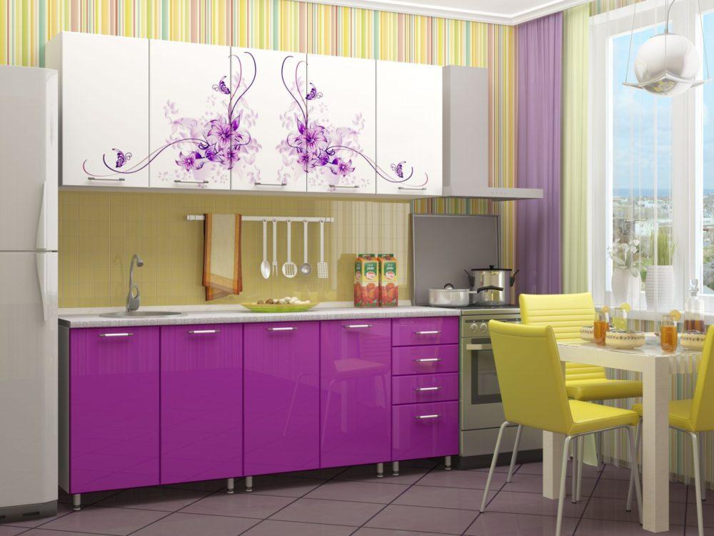 Кухня Вдохновение фабрика Дисави Пенза