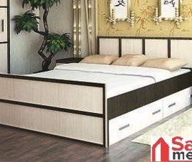Кровать Сакура с матрасом