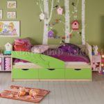 Односпальная кровать Дельфин-1