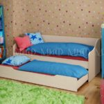 Кровать двухуровневая Вега-2 Миф