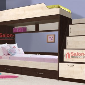 Кровать Крепыш 5