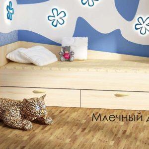 Кровать Крепыш 3