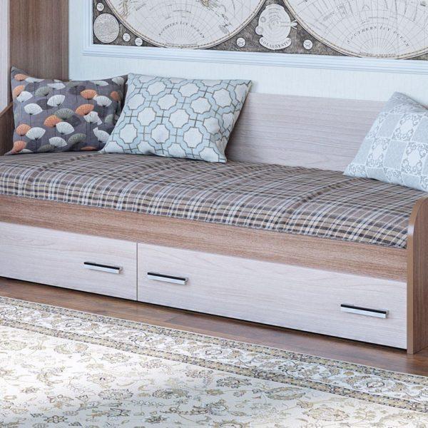 Кровать Город