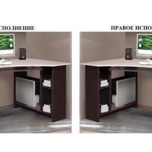 Угловой компьютерный стол Престиж