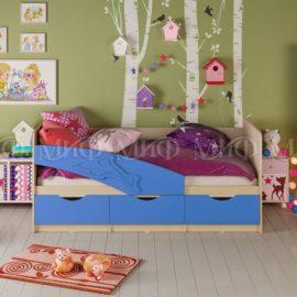Детская кровать Дельфин-1