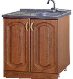 Кухонный шкаф Паула НШ80м под мойку
