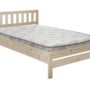 Кровать полуторная Массив 1200