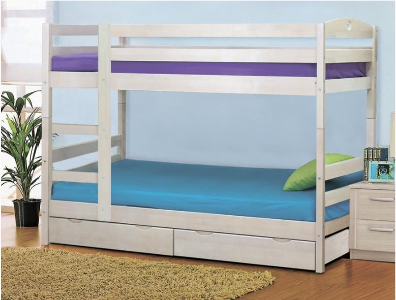 Кровать двухъярусная-трансформер