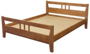 Двуспальная кровать Массив-2 1400х2000 мм